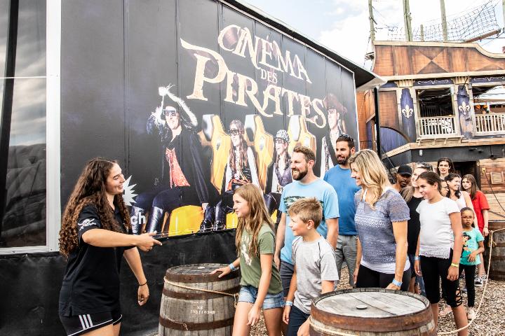 Cinéma des pirates
