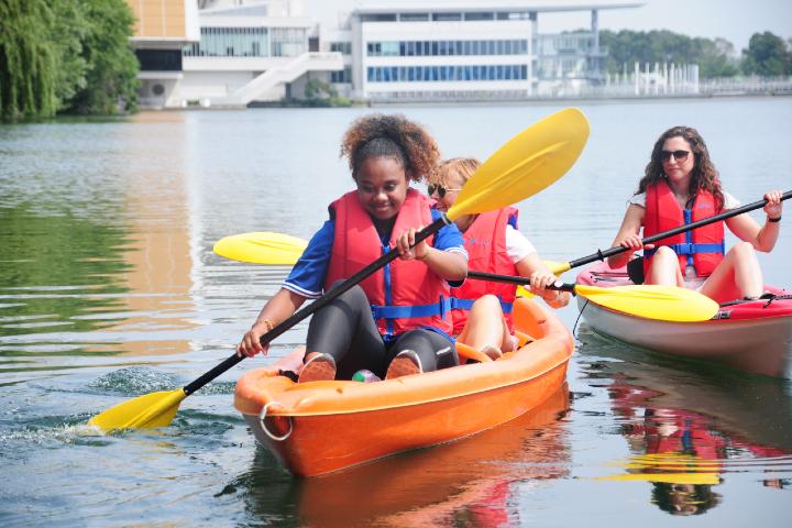 Location Kayak Parc Jean